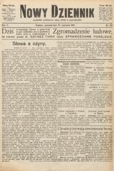Nowy Dziennik. 1919, nr125