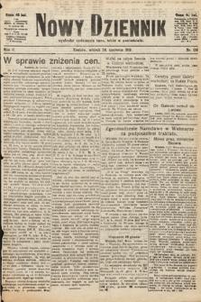 Nowy Dziennik. 1919, nr126