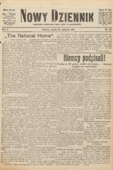Nowy Dziennik. 1919, nr127