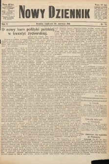 Nowy Dziennik. 1919, nr131