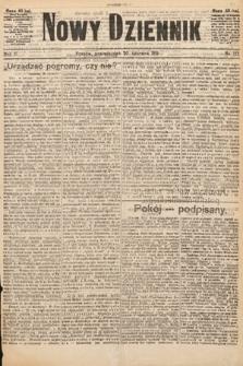 Nowy Dziennik. 1919, nr132