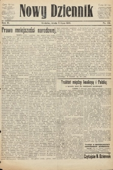 Nowy Dziennik. 1919, nr134