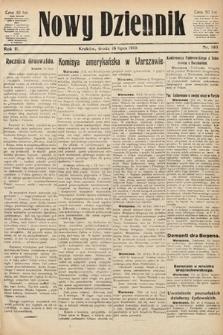Nowy Dziennik. 1919, nr140
