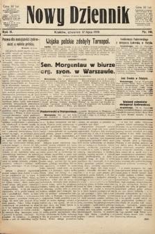 Nowy Dziennik. 1919, nr141