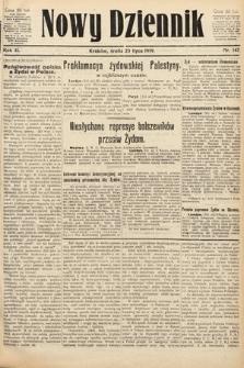 Nowy Dziennik. 1919, nr147