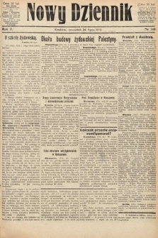 Nowy Dziennik. 1919, nr148