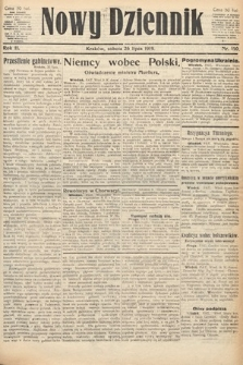 Nowy Dziennik. 1919, nr150