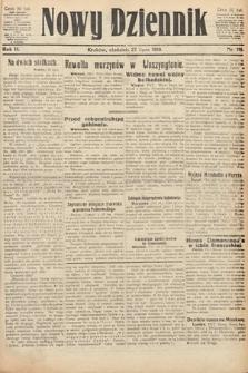 Nowy Dziennik. 1919, nr151