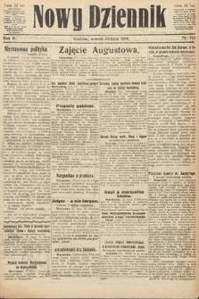 Nowy Dziennik. 1919, nr153