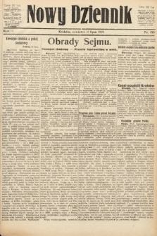 Nowy Dziennik. 1919, nr155