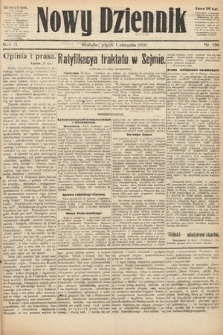 Nowy Dziennik. 1919, nr156