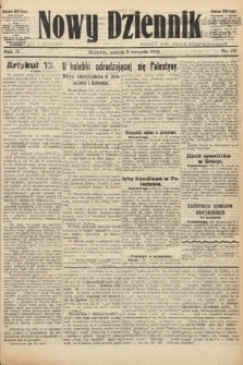 Nowy Dziennik. 1919, nr157