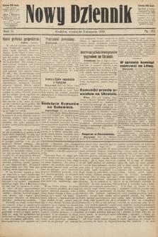Nowy Dziennik. 1919, nr158