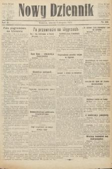 Nowy Dziennik. 1919, nr160