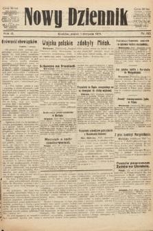 Nowy Dziennik. 1919, nr163