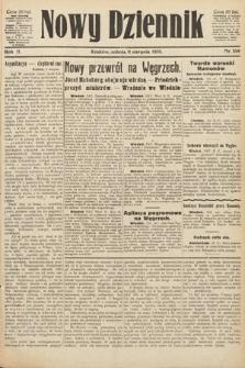 Nowy Dziennik. 1919, nr164
