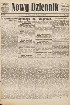 Nowy Dziennik. 1919, nr168