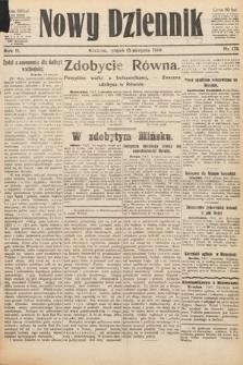 Nowy Dziennik. 1919, nr170