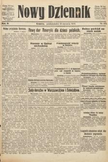 Nowy Dziennik. 1919, nr173