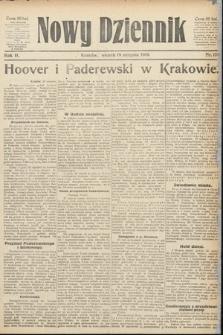 Nowy Dziennik. 1919, nr174