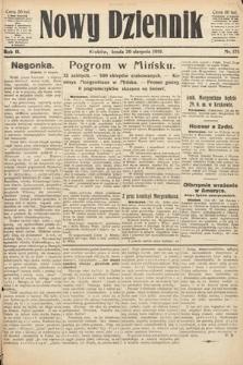 Nowy Dziennik. 1919, nr175