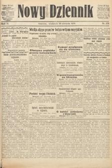 Nowy Dziennik. 1919, nr179