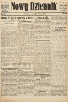 Nowy Dziennik. 1919, nr181
