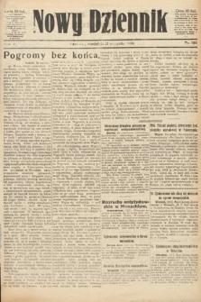 Nowy Dziennik. 1919, nr186