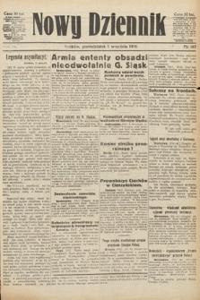 Nowy Dziennik. 1919, nr187