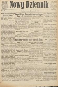 Nowy Dziennik. 1919, nr188