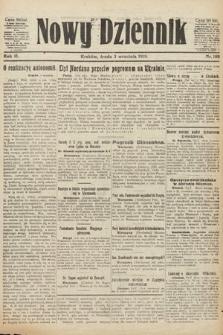 Nowy Dziennik. 1919, nr189