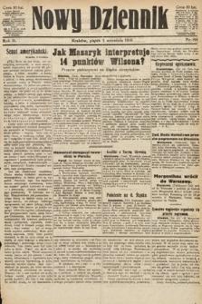 Nowy Dziennik. 1919, nr191