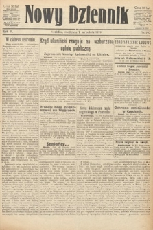 Nowy Dziennik. 1919, nr193