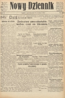 Nowy Dziennik. 1919, nr194