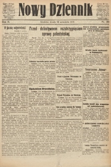 Nowy Dziennik. 1919, nr196