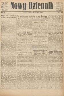 Nowy Dziennik. 1919, nr199