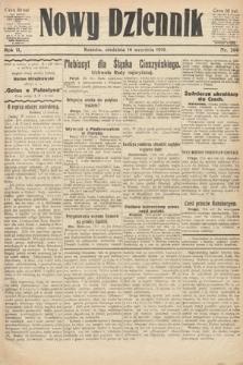 Nowy Dziennik. 1919, nr200