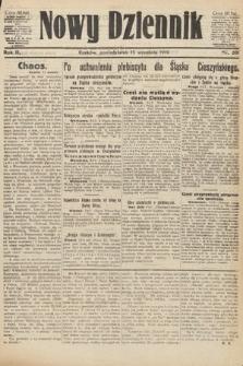 Nowy Dziennik. 1919, nr201