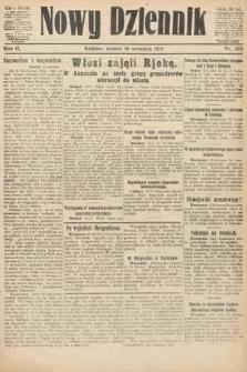 Nowy Dziennik. 1919, nr202
