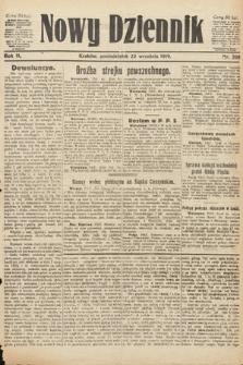 Nowy Dziennik. 1919, nr208