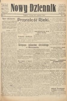 Nowy Dziennik. 1919, nr209
