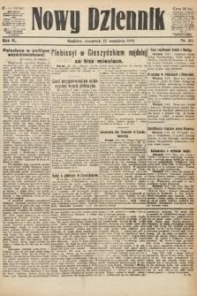 Nowy Dziennik. 1919, nr211