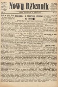 Nowy Dziennik. 1919, nr212