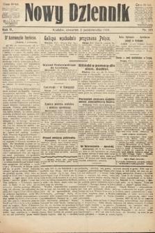 Nowy Dziennik. 1919, nr215
