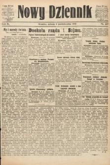 Nowy Dziennik. 1919, nr217
