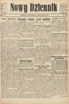 Nowy Dziennik. 1919, nr218