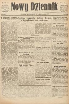 Nowy Dziennik. 1919, nr222