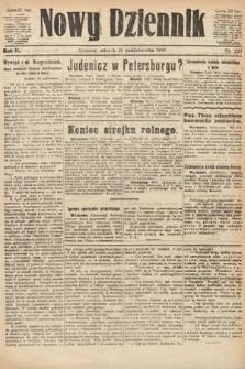 Nowy Dziennik. 1919, nr227