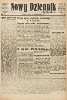 Nowy Dziennik. 1919, nr230