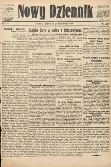 Nowy Dziennik. 1919, nr237